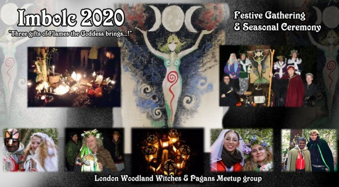 Woodland Witches in January 2020