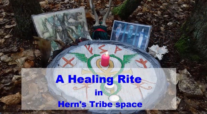Video: A Healing rite in Hern's Tribe space