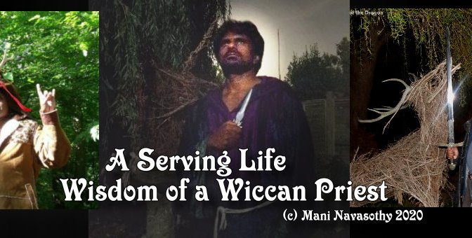 A Serving Life: Wisdom of a Wiccan High Priest