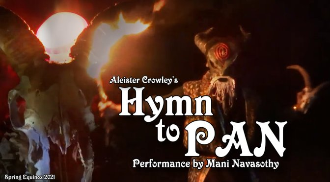 Hymn to Pan – a video performance